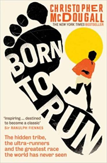 Born to run is ethnography penned by Christopher McDougall