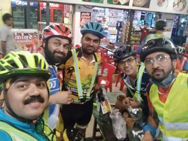 Overwhelming participation in recent night BRM